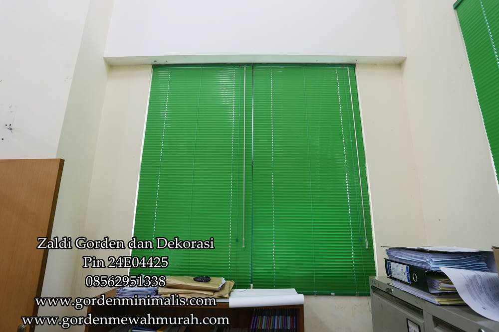 Harga gorden horizontal blind per meter vertikal blind murah harga vertikal blind sharp point