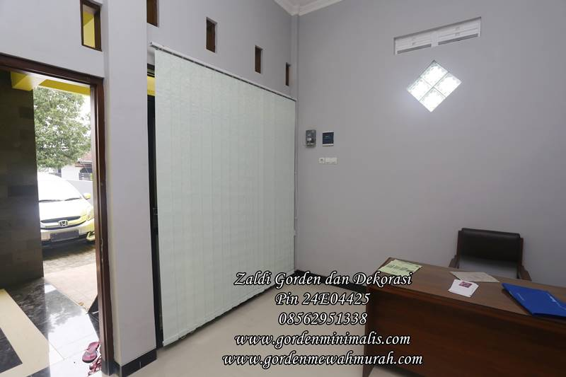 Gorden Kantor murah gorden vertical blind horizontal blind