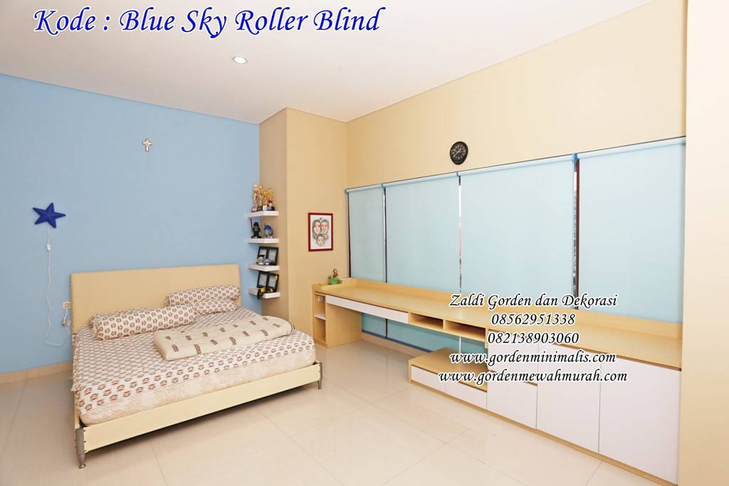 contoh pilihan warna Roller blind outdoor murah harga permeter merk sharp point onna tokopedia vertikal blind horizontal blind wooden blind roller blind dimout roller blind blackout roller blind solar screen